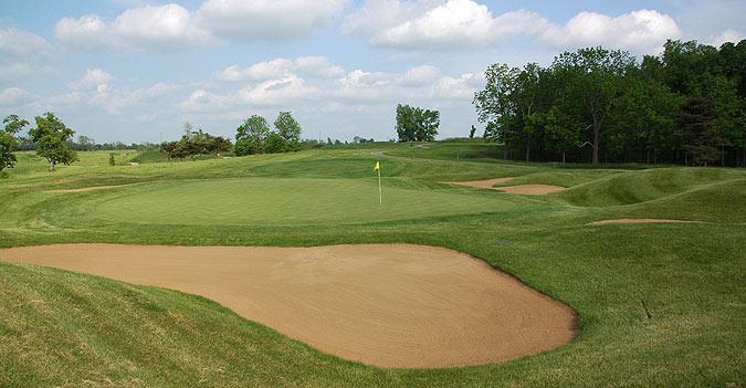 Kearney Hill Golf Course Kentucky Golf Course Review