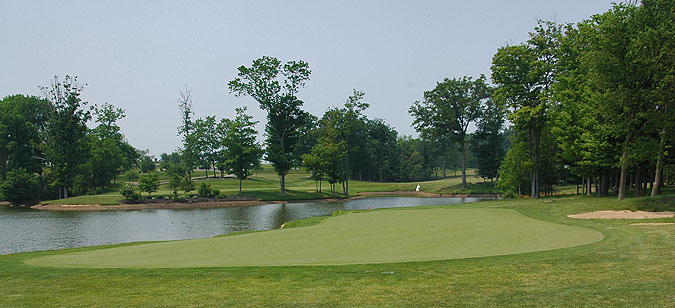 Lassing Pointe Golf Course Kentucky Amp Indiana Golf